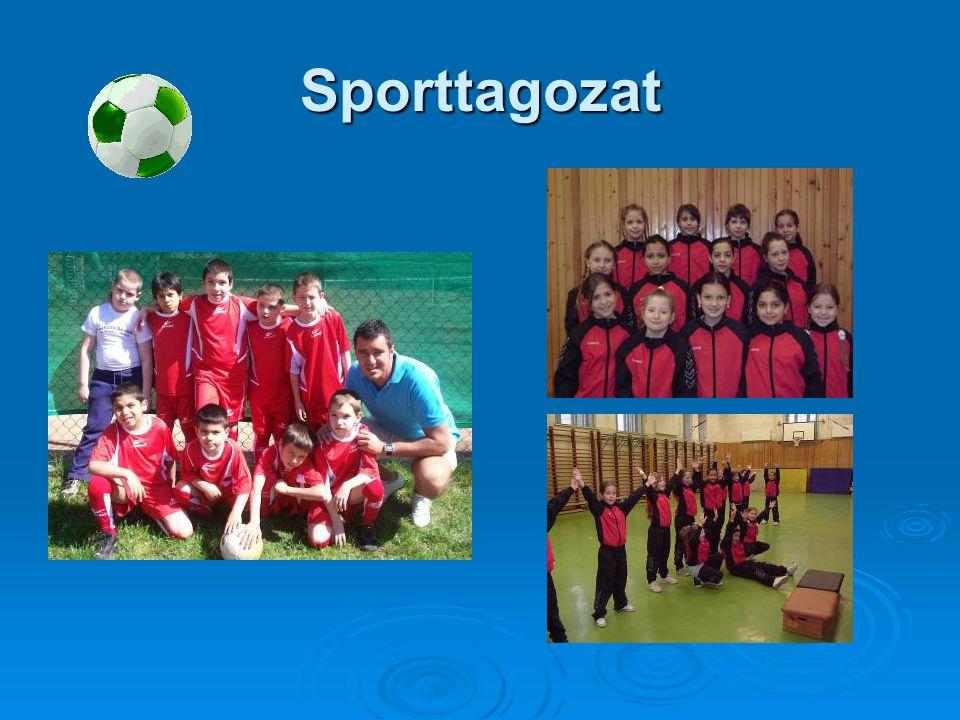 Sporttagozat 13