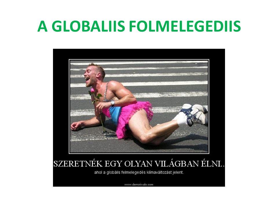 A GLOBALIIS FOLMELEGEDIIS