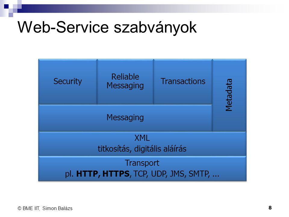 Web-Service szabványok