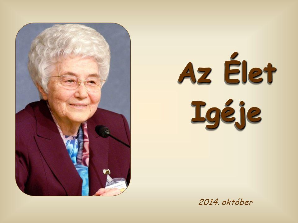 Az Élet Igéje 2014. október