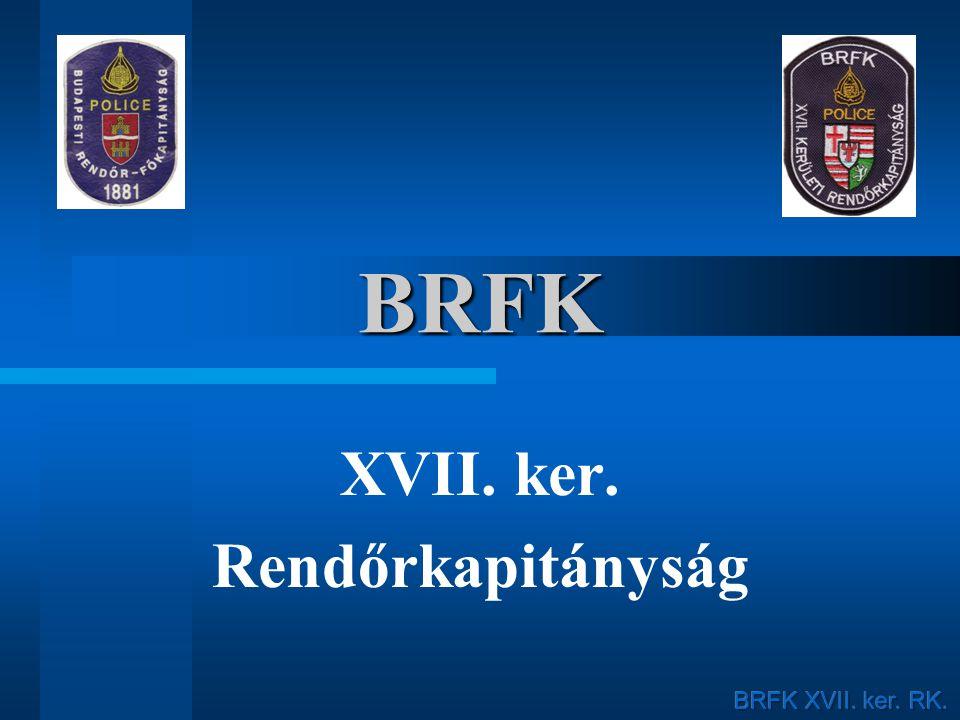 XVII. ker. Rendőrkapitányság
