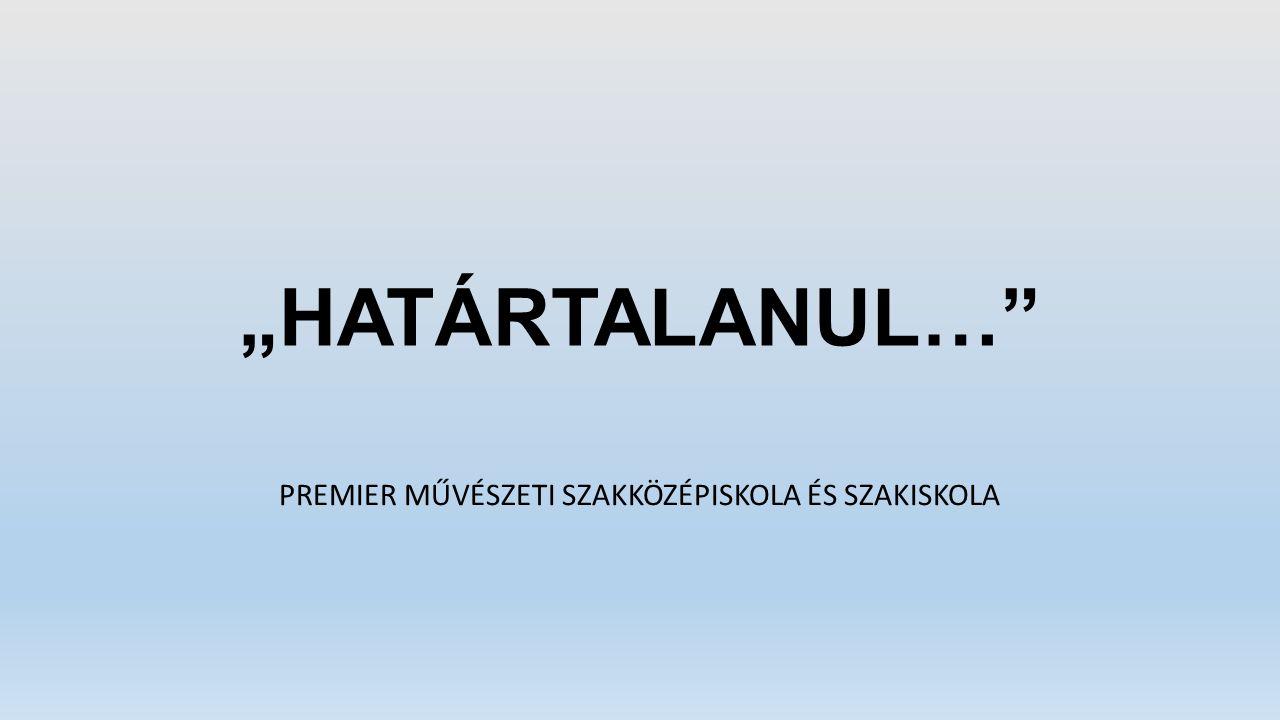 PREMIER MŰVÉSZETI SZAKKÖZÉPISKOLA ÉS SZAKISKOLA