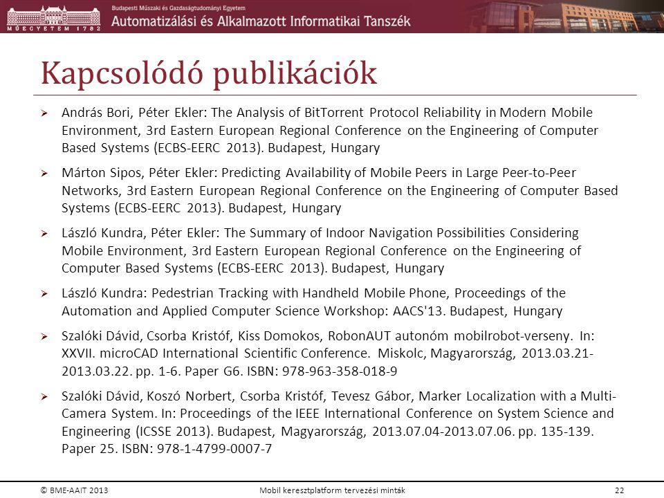 Kapcsolódó publikációk
