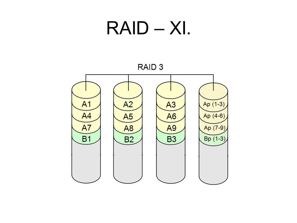 RAID – XI.