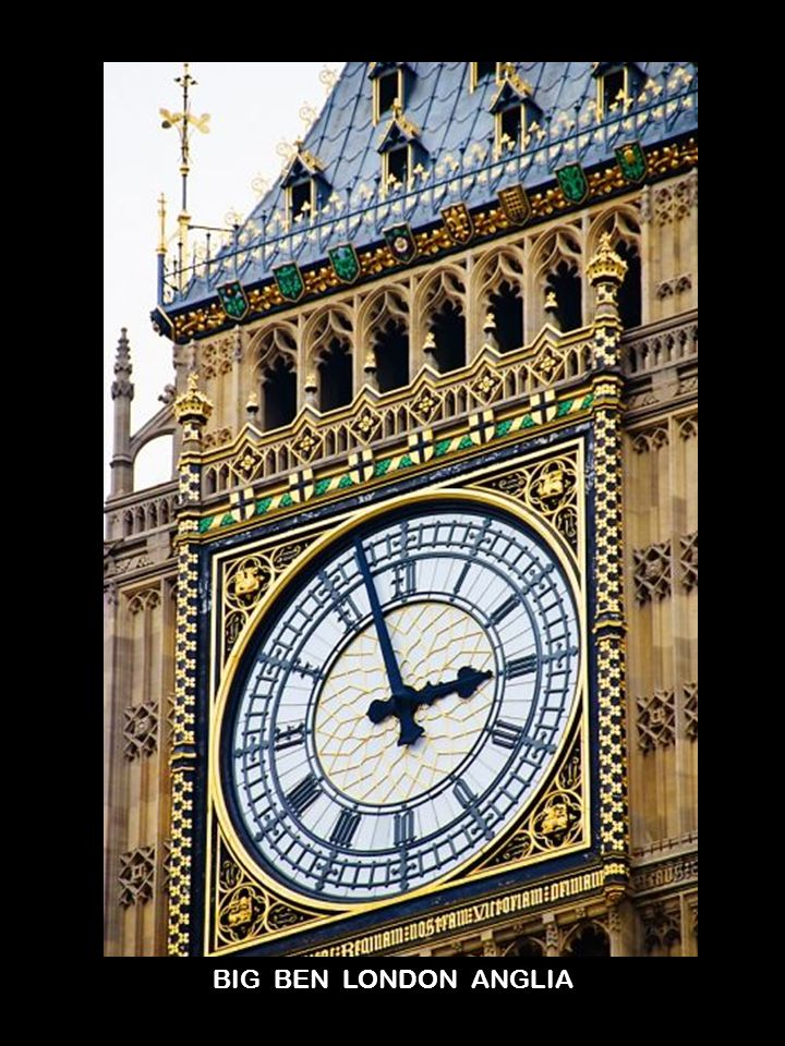 BIG BEN LONDON ANGLIA