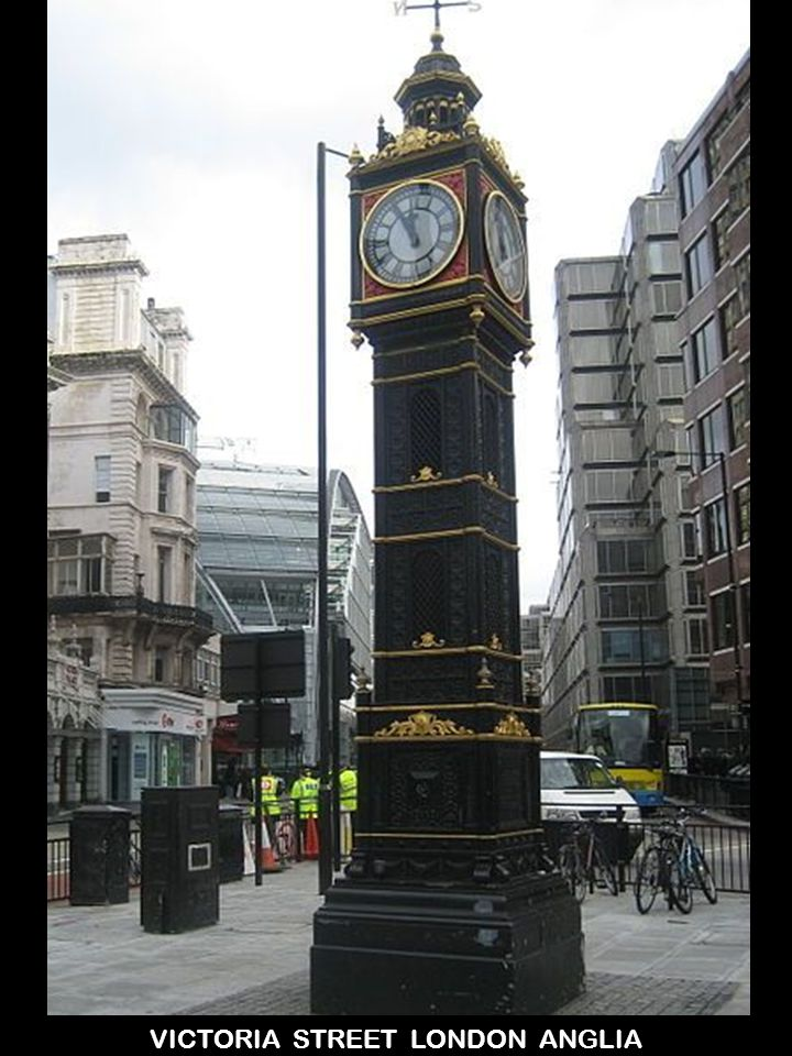 VICTORIA STREET LONDON ANGLIA