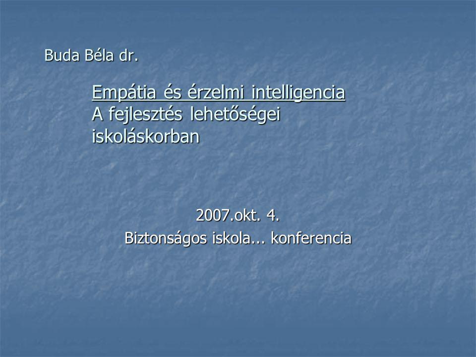 2007.okt. 4. Biztonságos iskola... konferencia