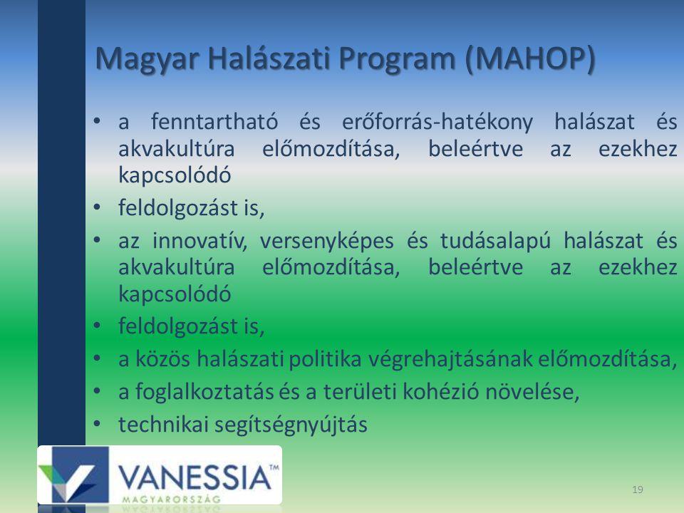 Magyar Halászati Program (MAHOP)