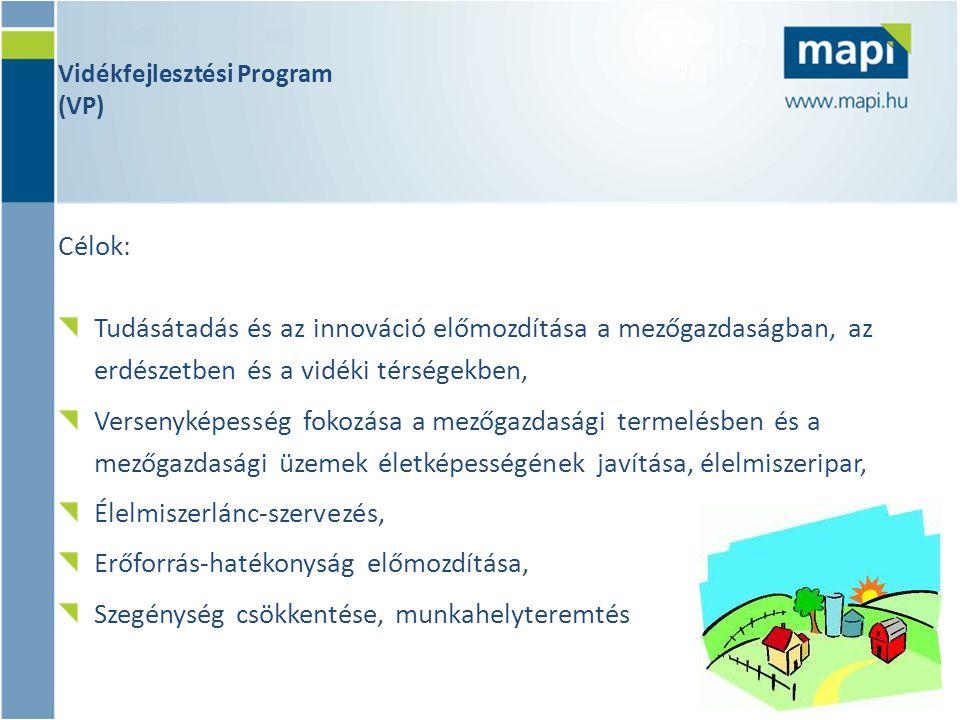 Vidékfejlesztési Program (VP)