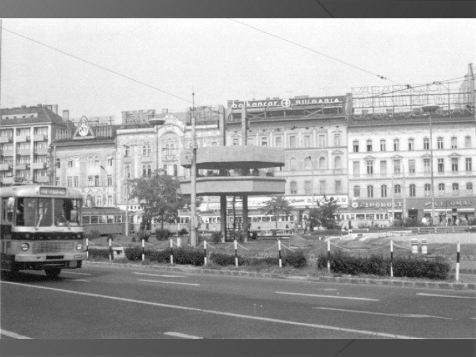 Forgalomirányítás régen II. Vonalközi forgalomirányítás