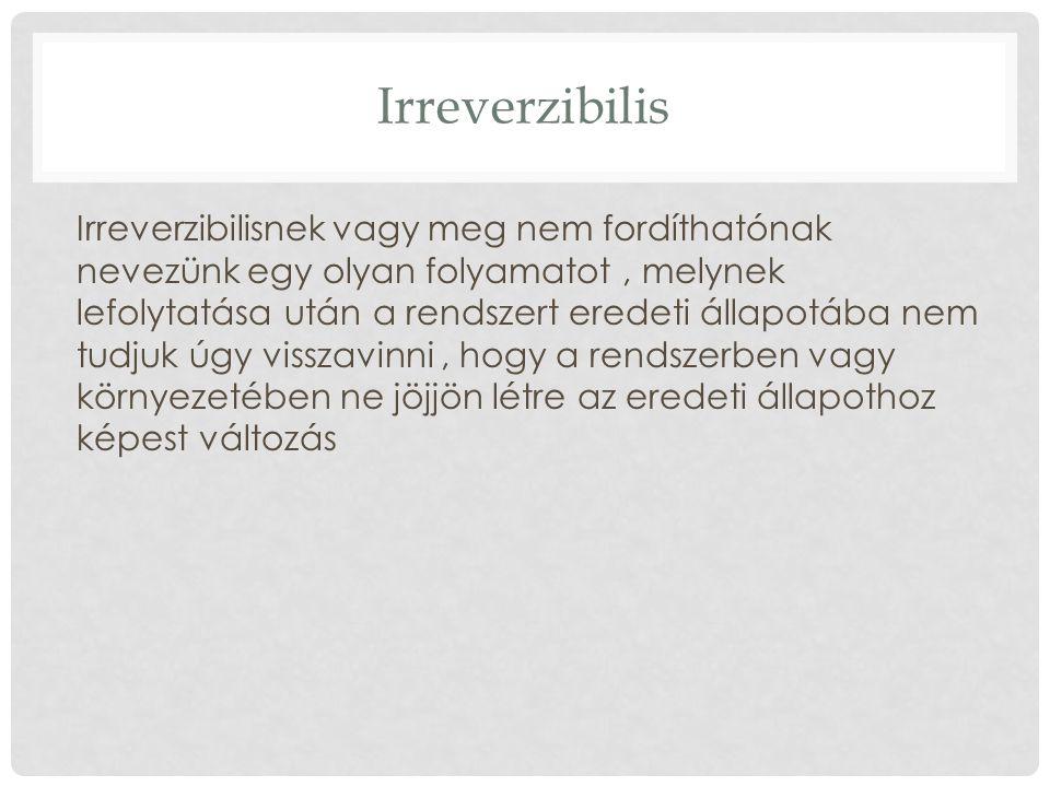 Irreverzibilis