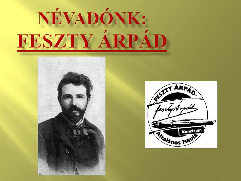 Névadónk: Feszty Árpád