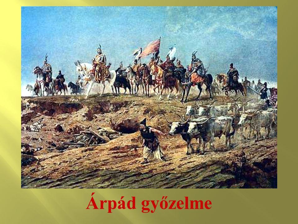 Árpád győzelme
