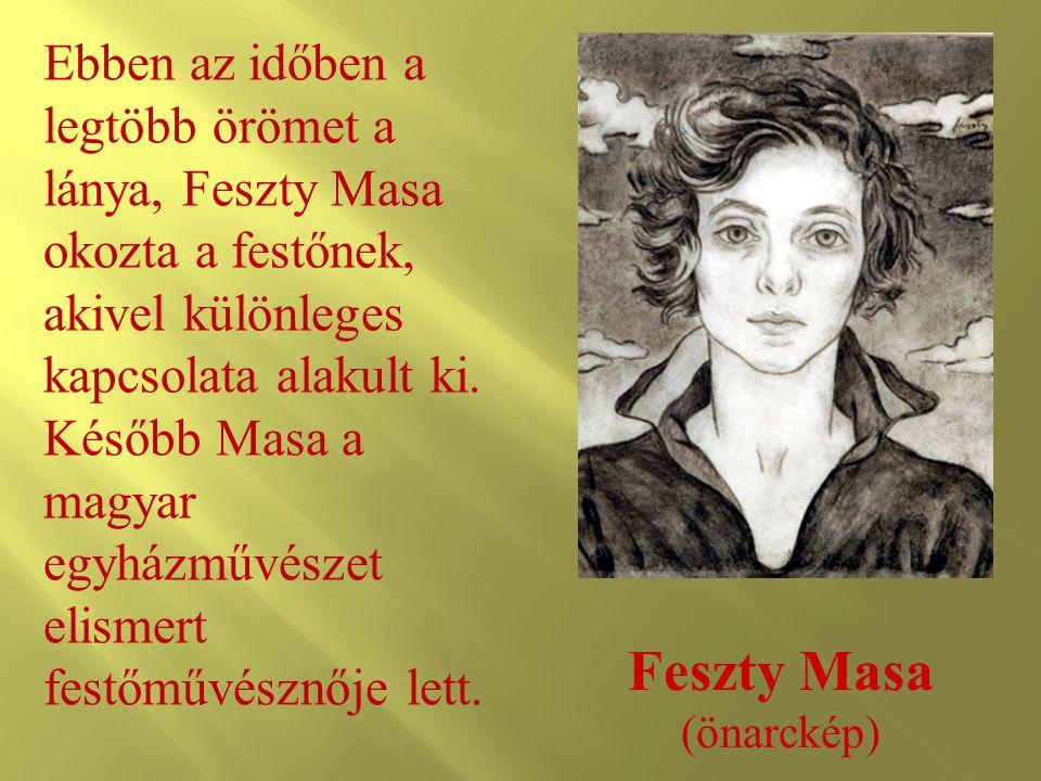 Feszty Masa (önarckép)