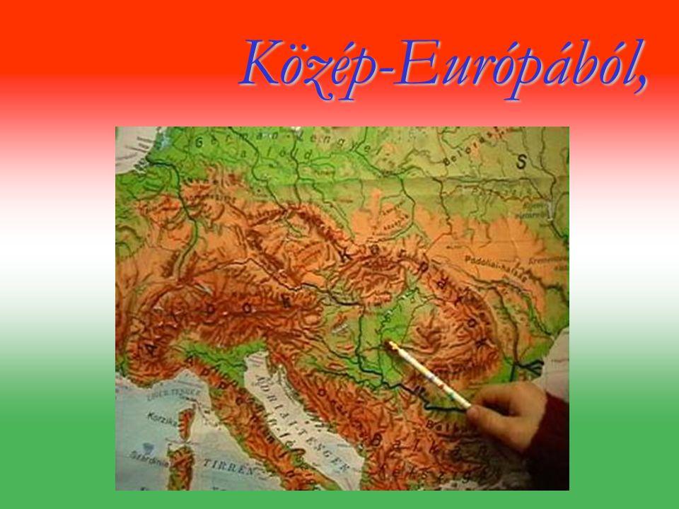 Közép-Európából,