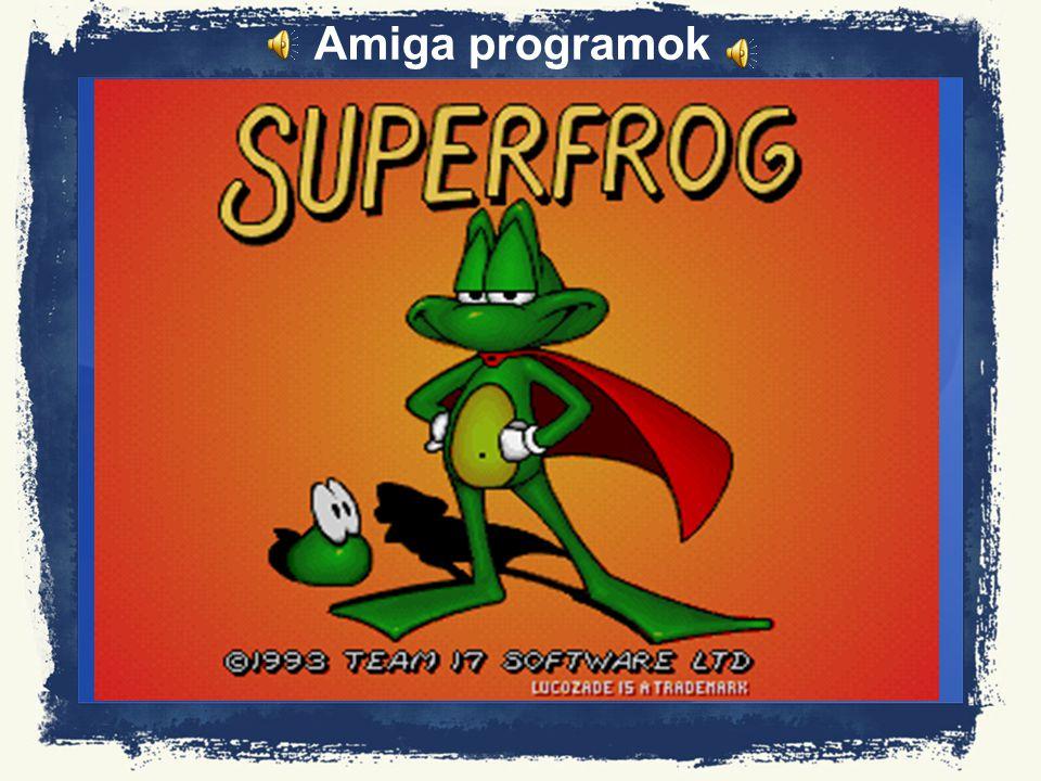 Amiga programok