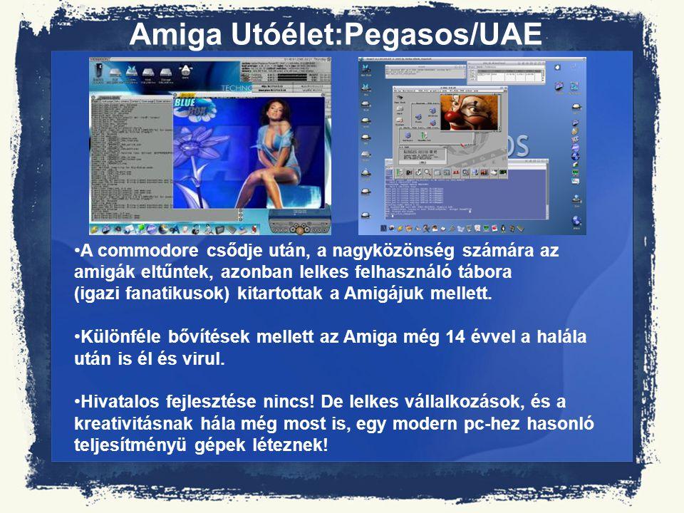 Amiga Utóélet:Pegasos/UAE