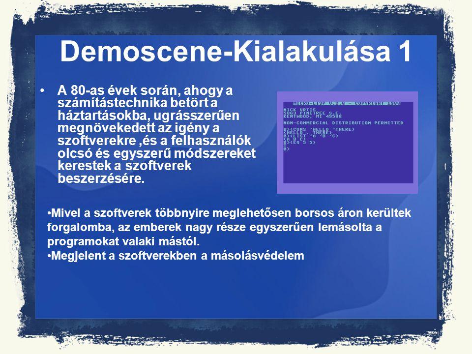 Demoscene-Kialakulása 1