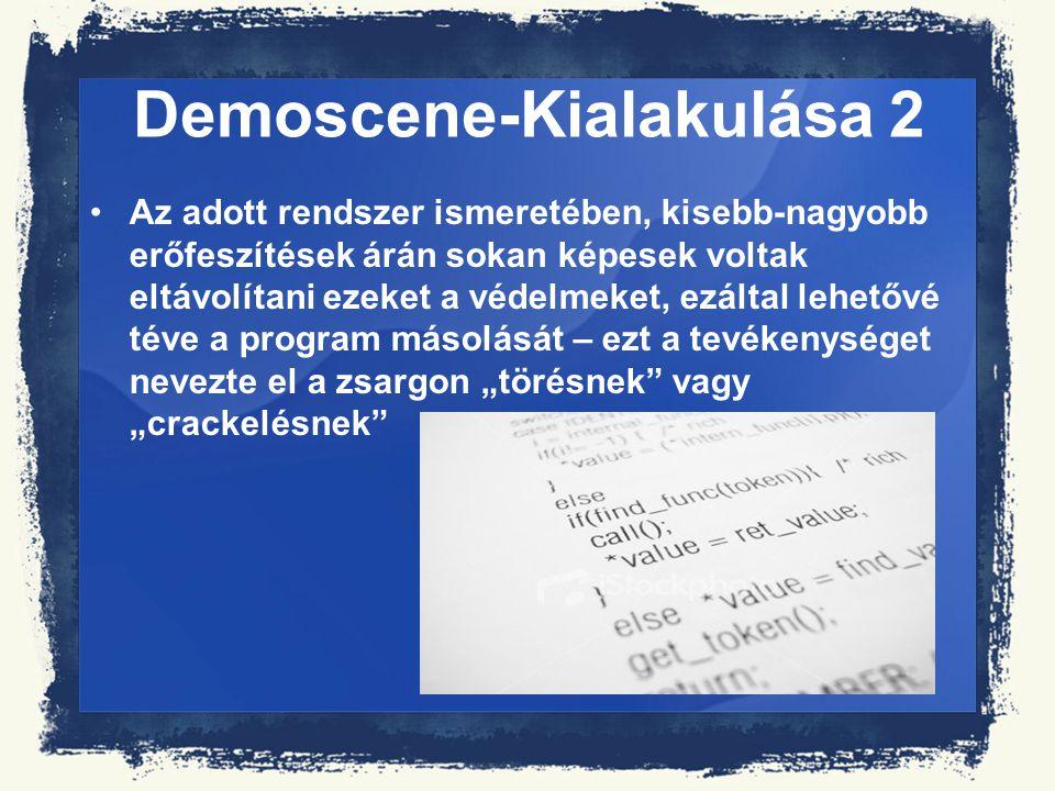 Demoscene-Kialakulása 2