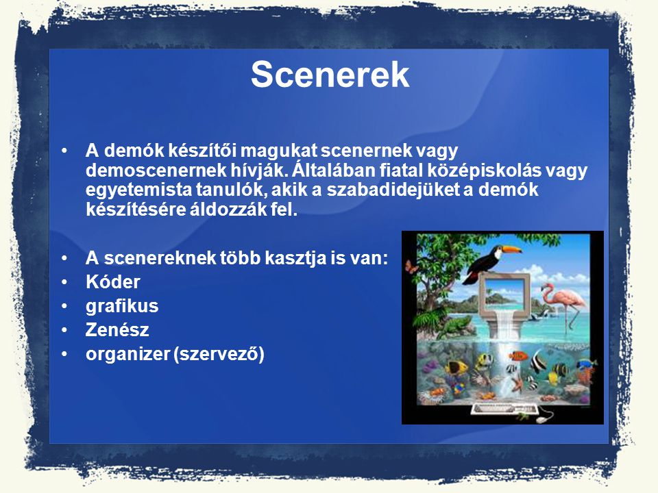 Scenerek