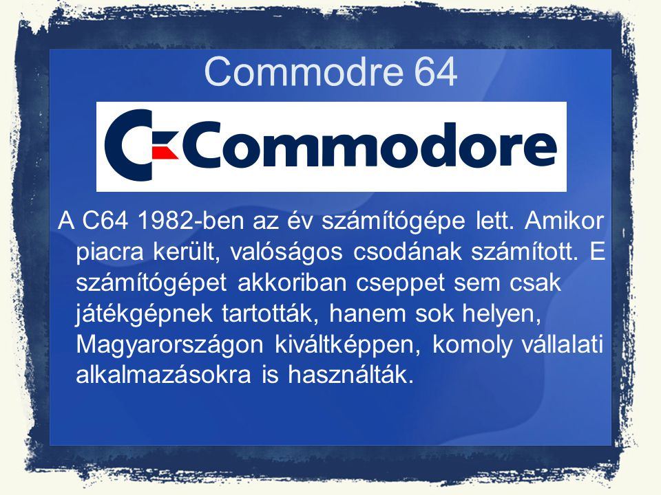 Commodre 64