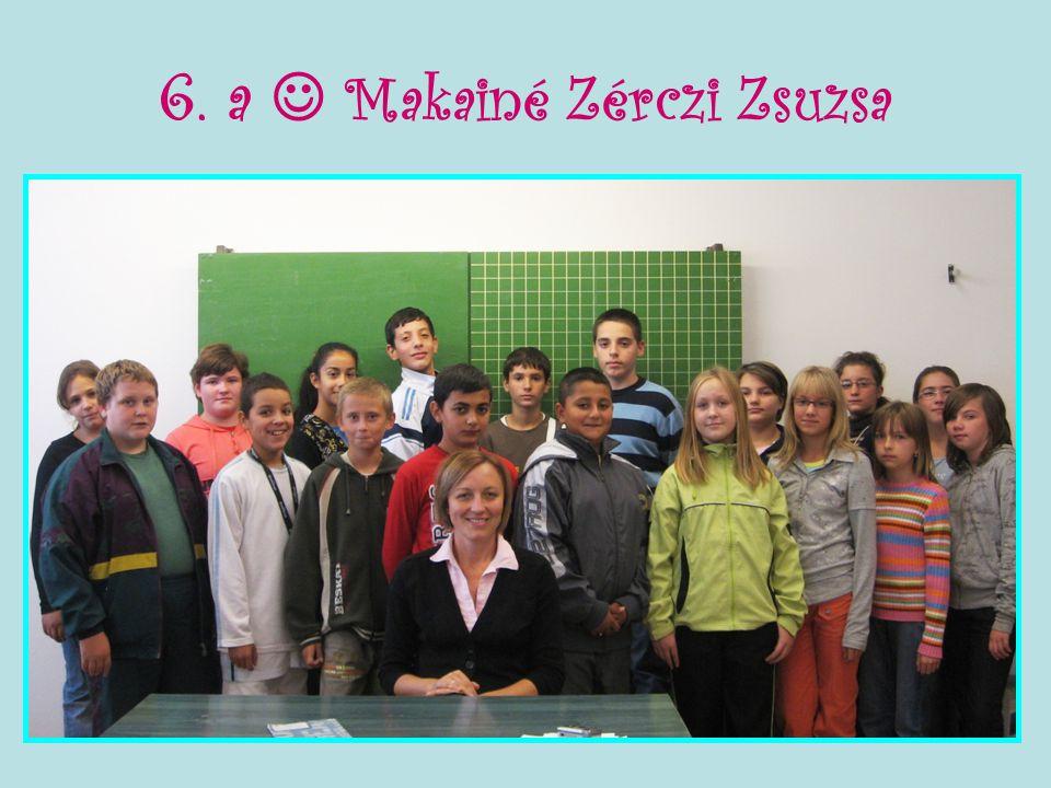 6. a  Makainé Zérczi Zsuzsa