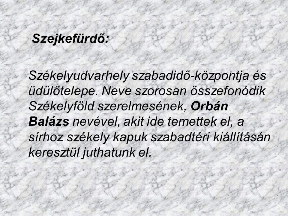 Szejkefürdő: