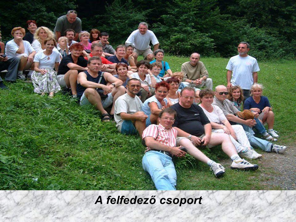 A felfedező csoport