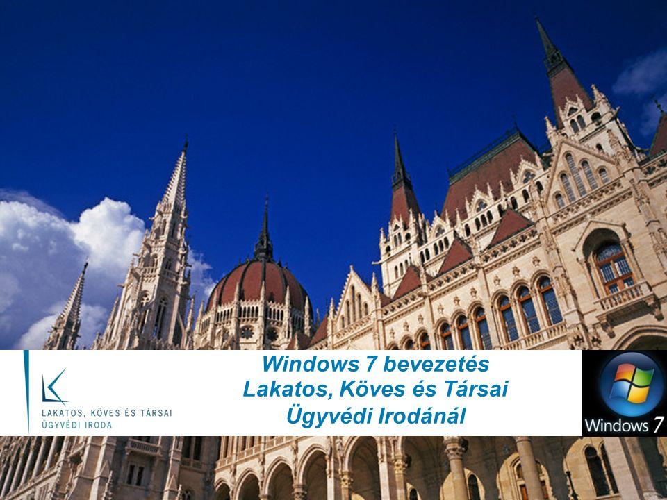 BEMUTATKOZÁS Magyarország egyik vezető Ügyvédi Irodája kiterjedt nemzetközi kapcsolatrendszerrel.