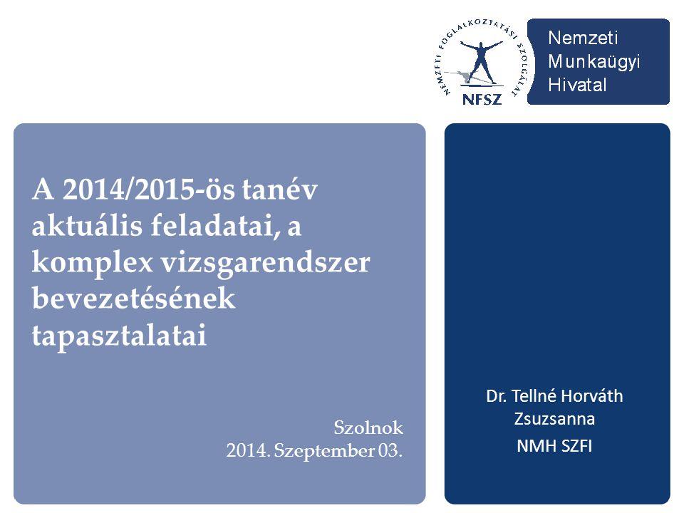 Dr. Tellné Horváth Zsuzsanna NMH SZFI