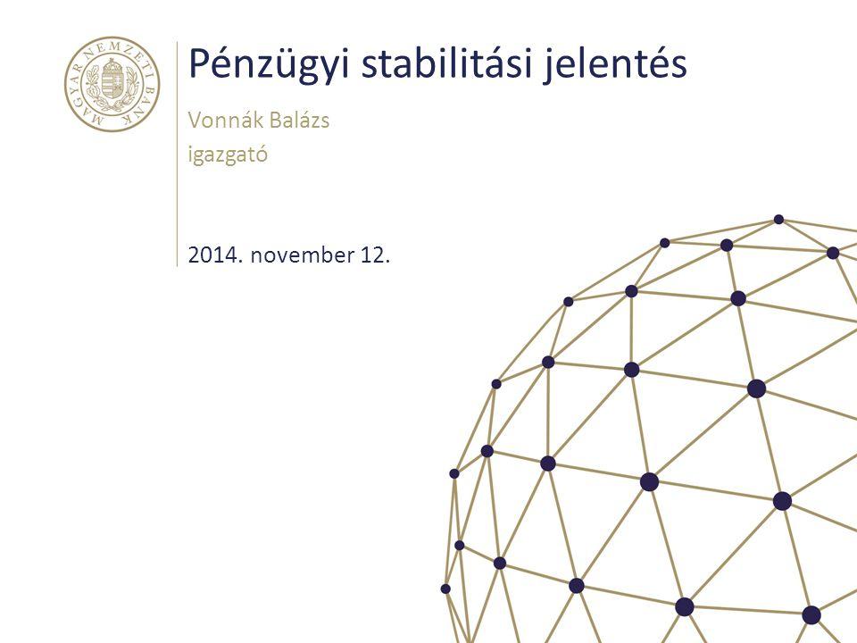 Pénzügyi stabilitási jelentés