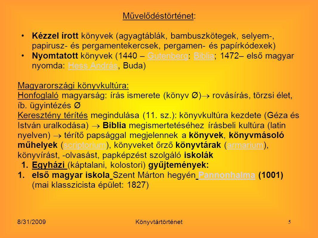 Magyarországi könyvkultúra: