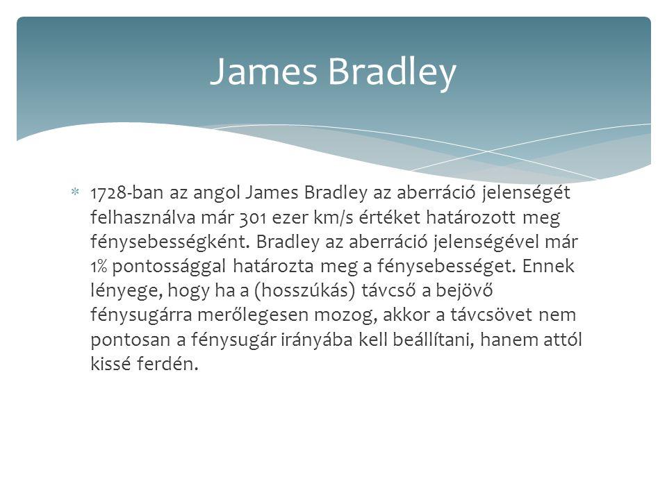 James Bradley
