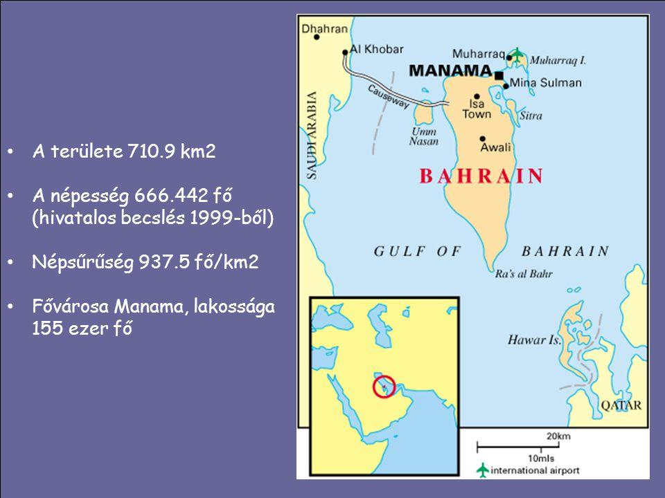 A területe 710.9 km2 A népesség 666.442 fő (hivatalos becslés 1999-ből) Népsűrűség 937.5 fő/km2.