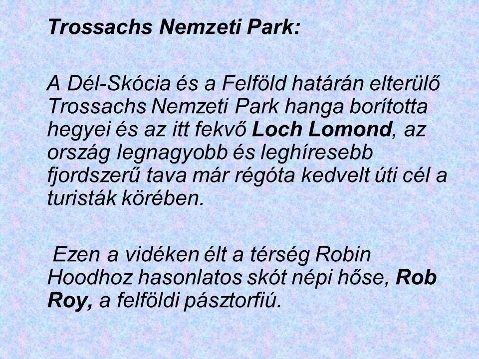 Trossachs Nemzeti Park: