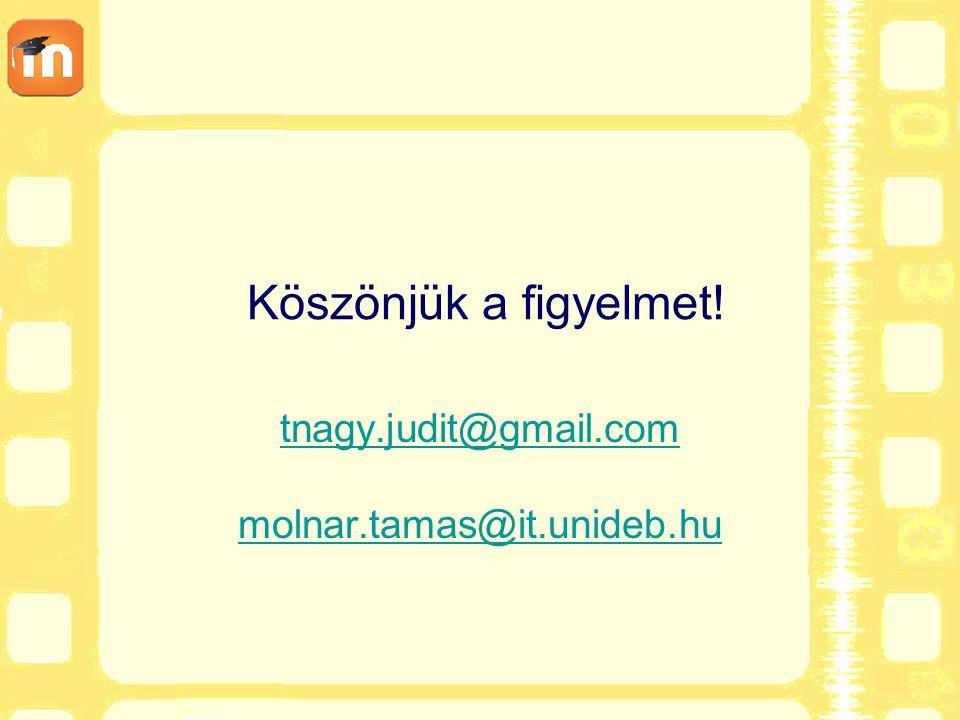 tnagy.judit@gmail.com molnar.tamas@it.unideb.hu