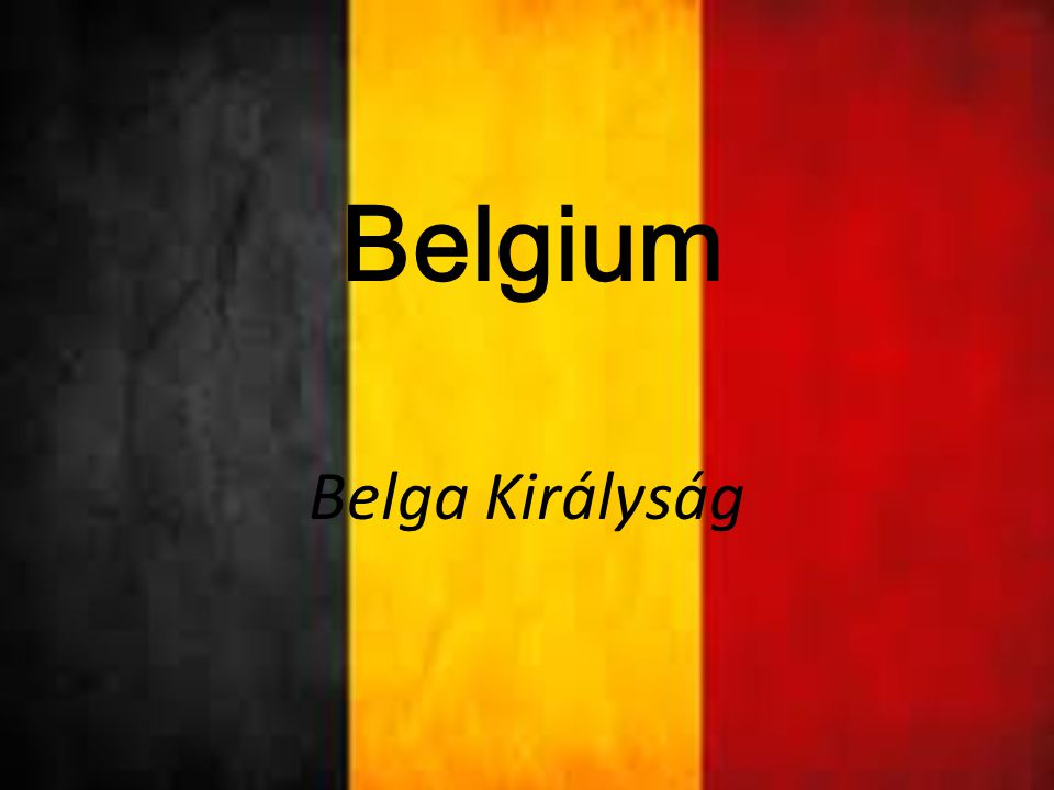 Belgium Belga Királyság
