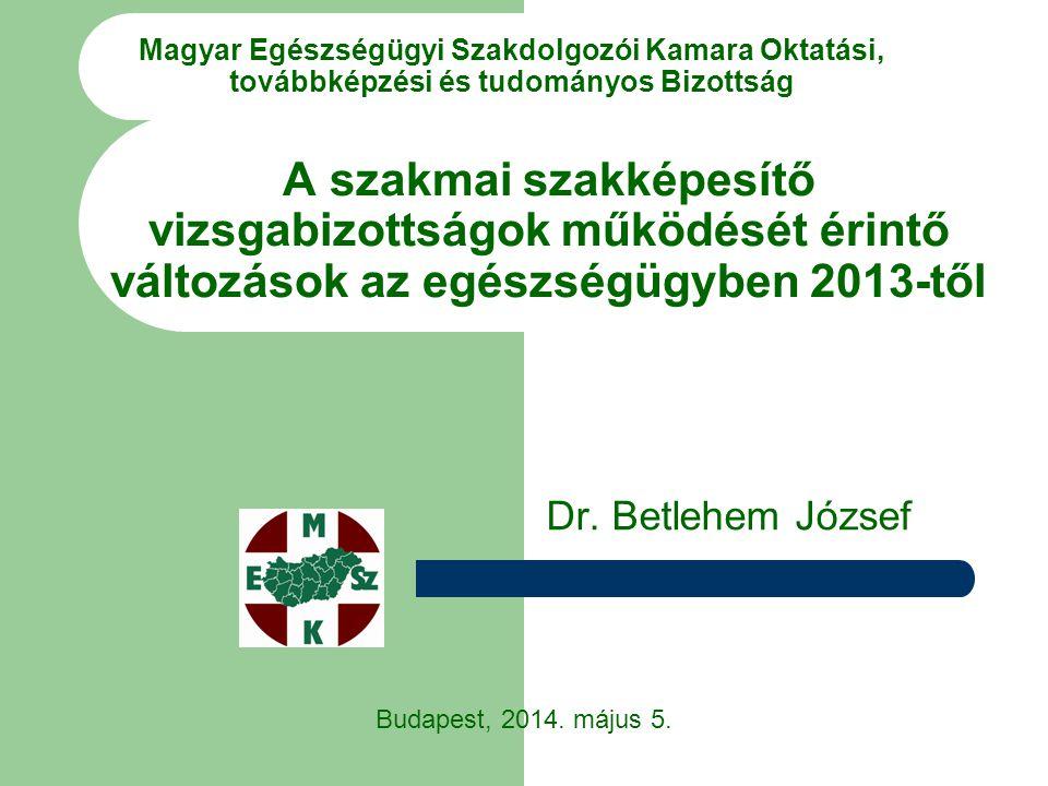 Magyar Egészségügyi Szakdolgozói Kamara Oktatási, továbbképzési és tudományos Bizottság