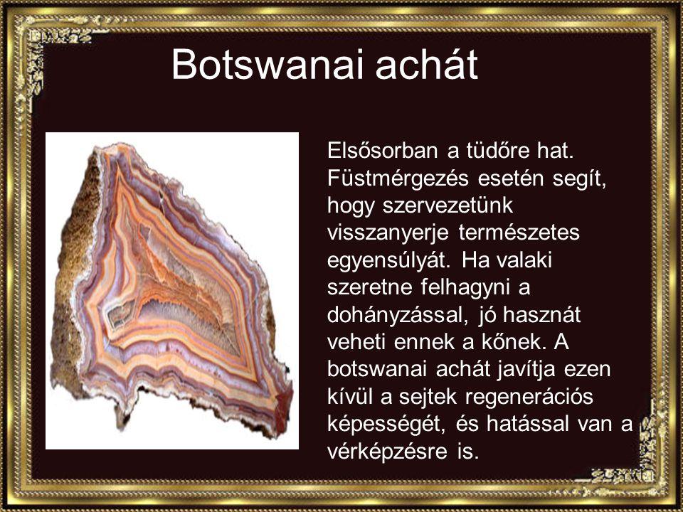 Botswanai achát