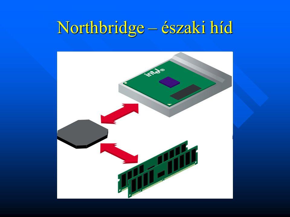 Northbridge – északi híd