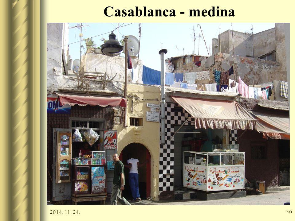 Casablanca - medina 2017.04.07.