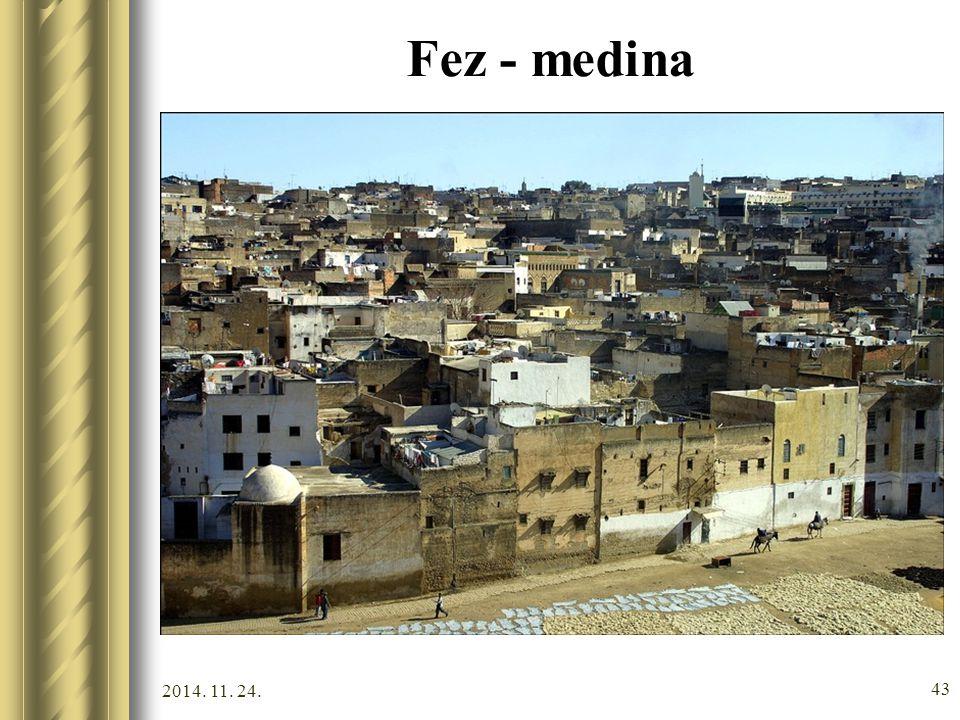 Fez - medina 2017.04.07.