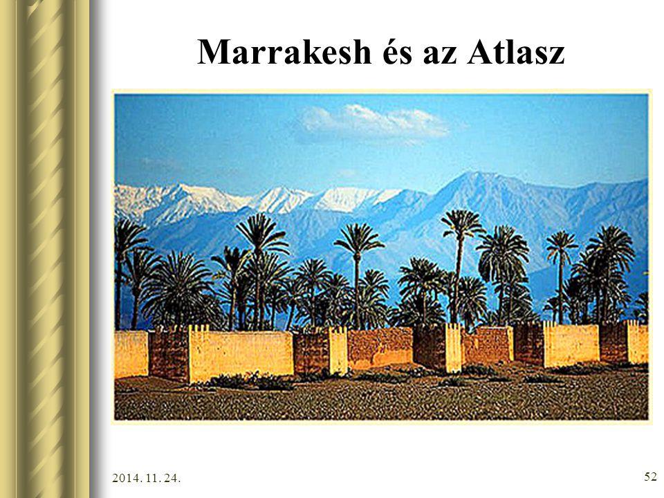 Marrakesh és az Atlasz 2017.04.07.