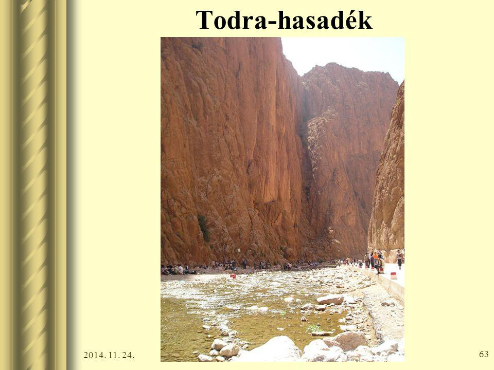 Todra-hasadék 2017.04.07.