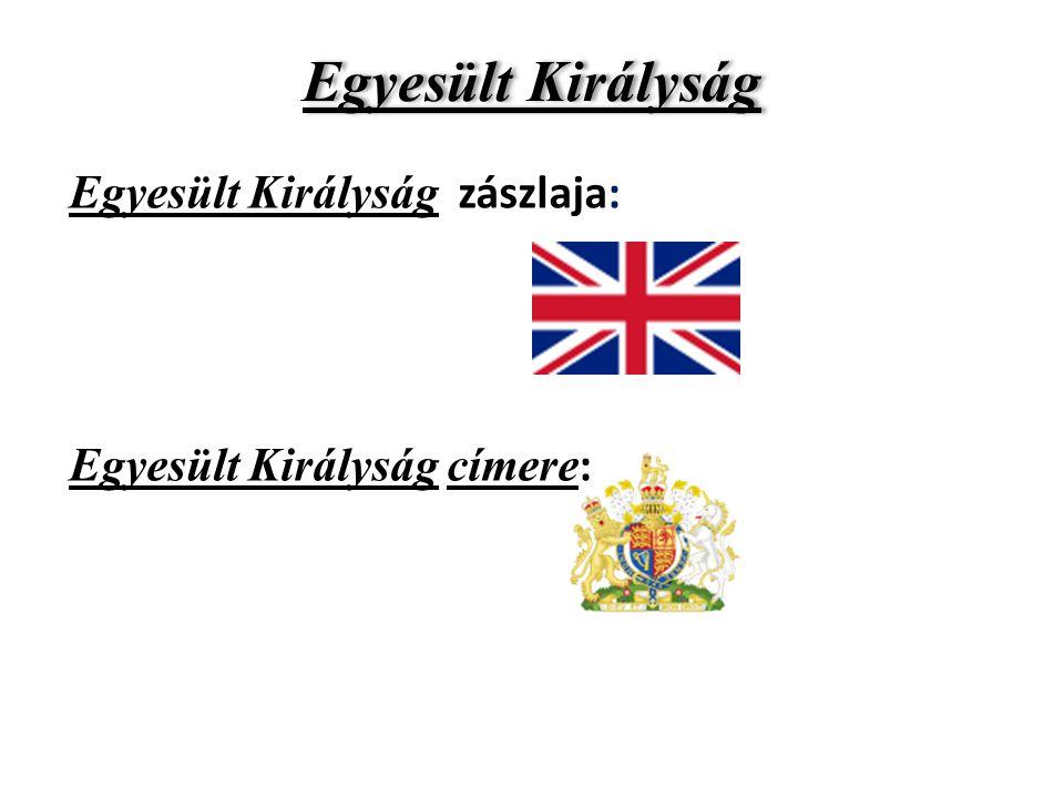 Egyesült Királyság zászlaja: Egyesült Királyság címere: