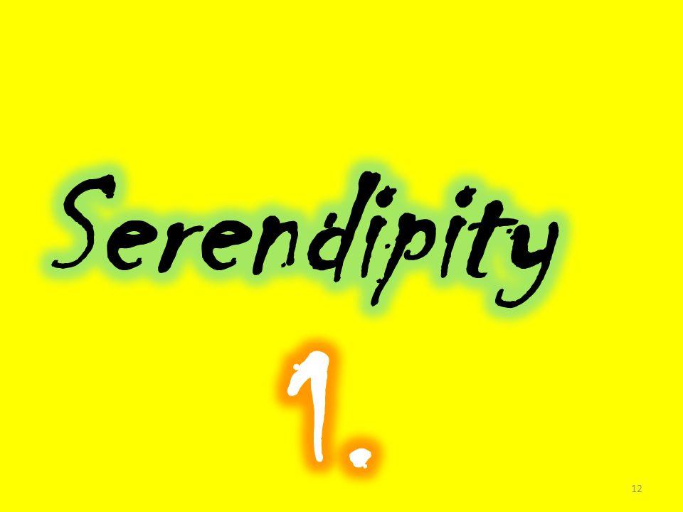 Serendipity 1.