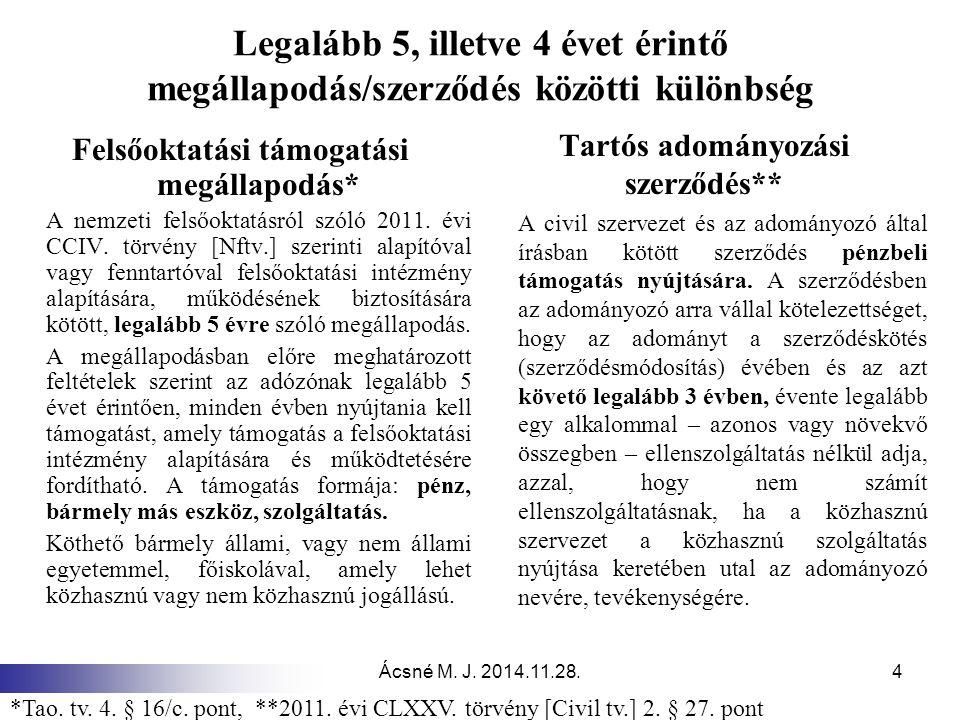 Felsőoktatási támogatási megállapodás*