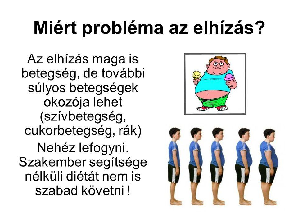 Miért probléma az elhízás