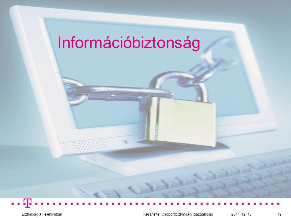 Információbiztonság 08/29/2007