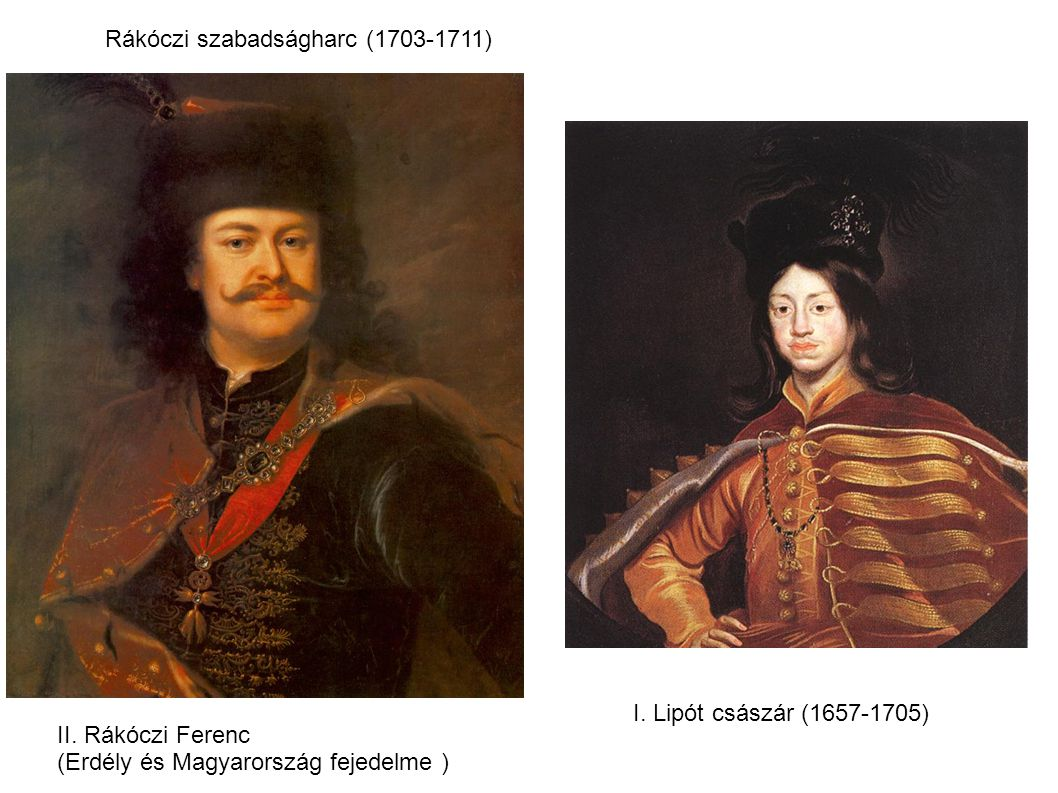 Rákóczi szabadságharc (1703-1711)